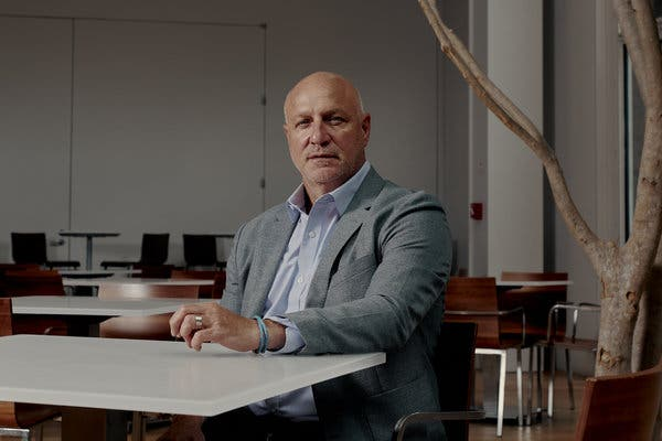 Tom Colicchio has laid off 300 people in seven restaurants.