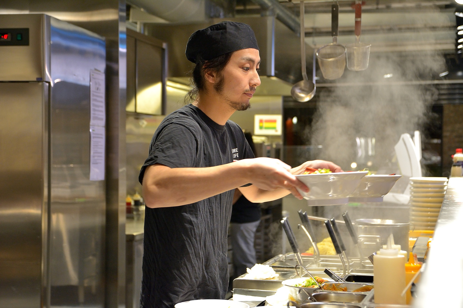 workplace safety in restaurants